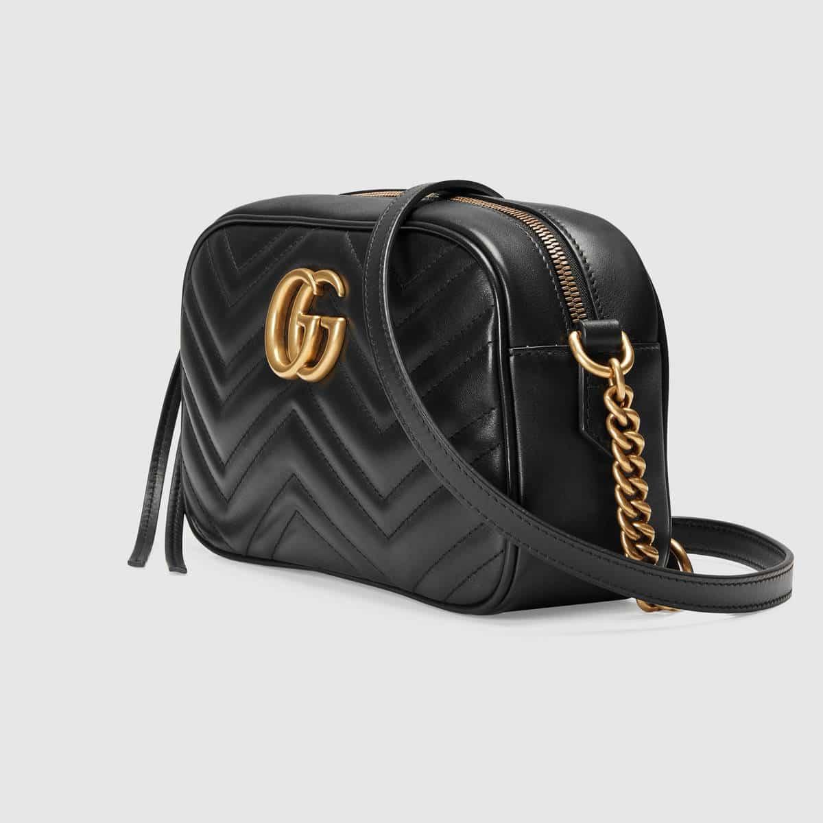 GG Marmont Medium Camera Bag | Gucci