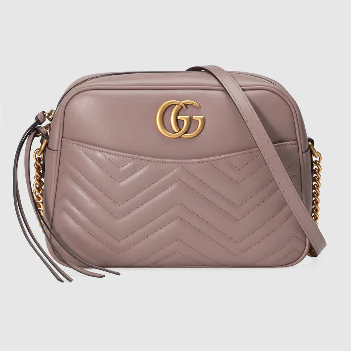 Gucci Gg Marmont Medium Camera Bag