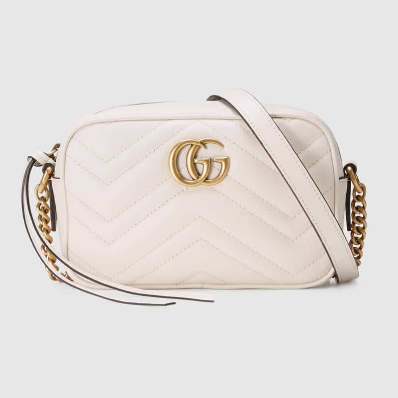 Gucci Gg Marmont Camera Bag Reference Guide Spotted Fashion