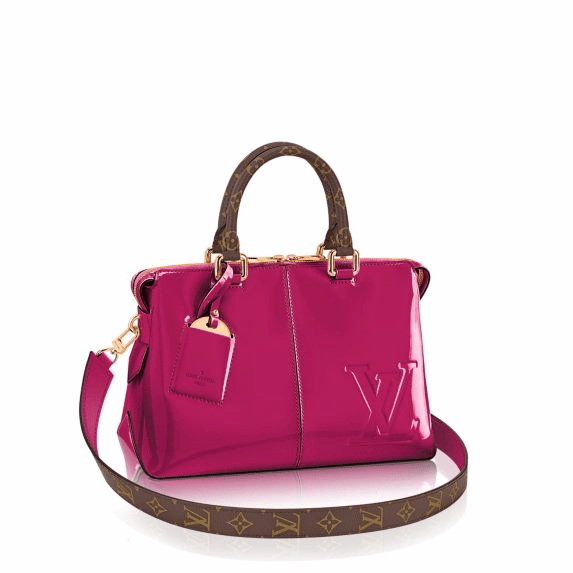 Louis vuitton tote miroir bag reference guide spotted for Miroir louis vuitton