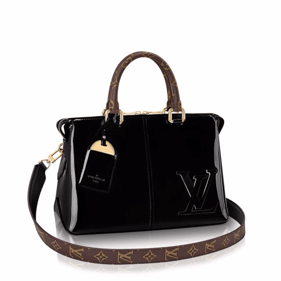 Louis vuitton tote miroir bag reference guide spotted for Collection miroir chanel