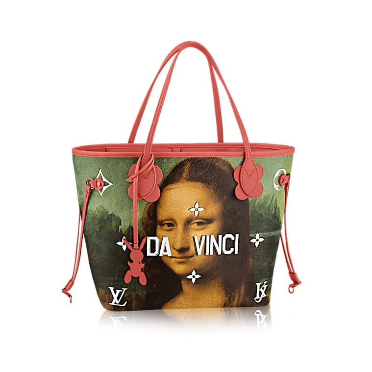 louis vuitton masters collection by jeff koons  u2013 spotted fashion