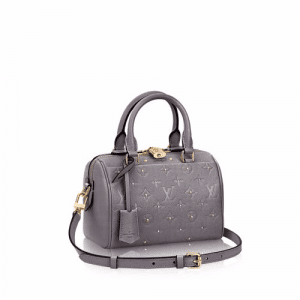 Louis Vuitton Studded Monogram Empreinte Speedy 20 Bag 1
