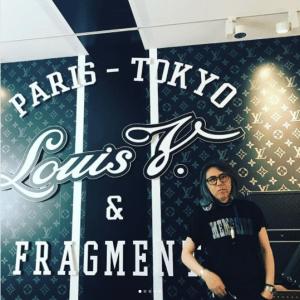 Louis Vuitton x Fragment Hiroshi Fujiwara