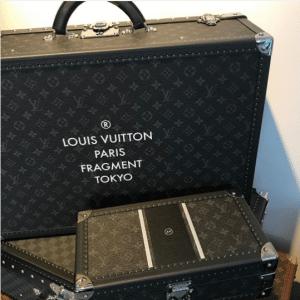 Louis Vuitton x Fragment Monogram Eclipse Trunk 2