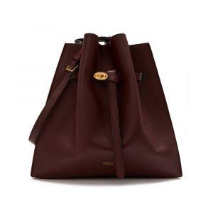 Mulberry Burgundy Tyndale Bag