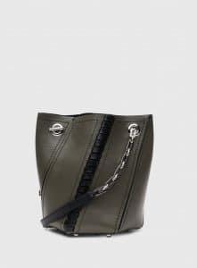 Proenza Schouler Cypress Mini Hex Bucket Bag