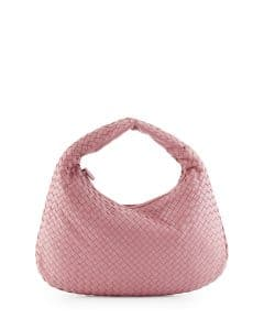 Bottega Veneta Medium Pink Medium Veneta Bag
