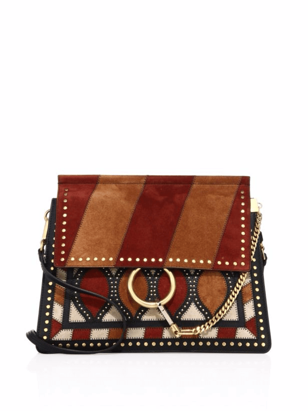 Chloe Pre Fall 2017 Bag Collection Featuring The Owen Bag