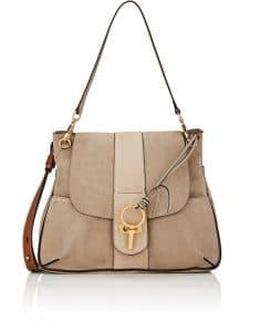 Chloe Gray Lexa Medium Bag