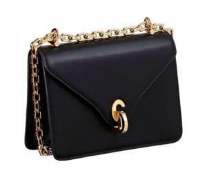 Dior Black C'est Dior Flap Bag