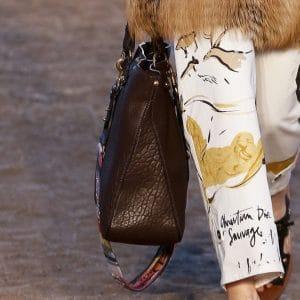 Dior Brown Tote Bag - Cruise 2018