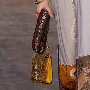 Dior Gold Dioraddict Flap Bag - Cruise 2018