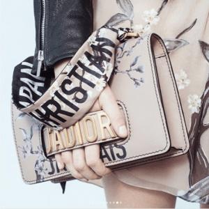 Dior Pink Jardin Japonais J'adior Flap Bag 2