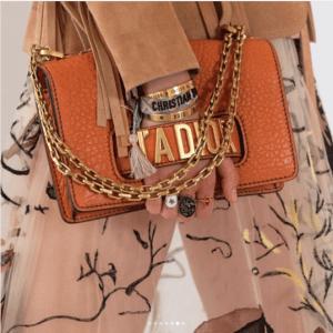 Dior Tan J'adior Flap Bag - Cruise 2018
