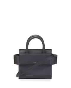 Givenchy Black Nano Horizon Bag