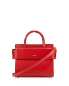 Givenchy Medium Red Mini Horizon Bag