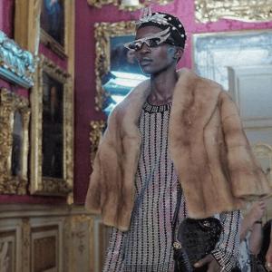 Gucci Black Alligator Shoulder Bag - Cruise 2018
