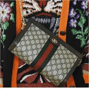Gucci GG Supreme Crossbody Bag 3 - Cruise 2018