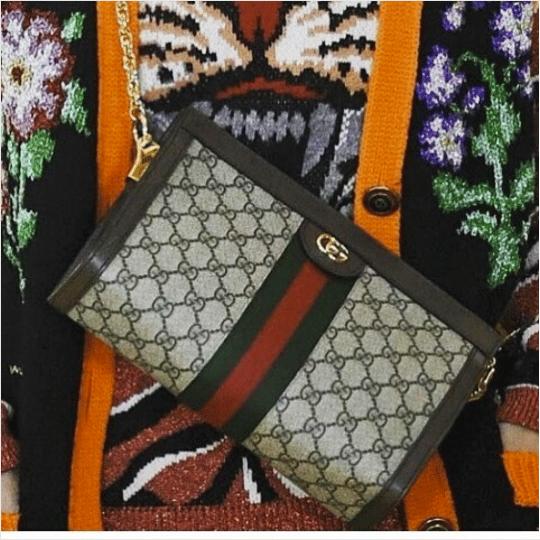 8c45fdcc828 Gucci GG Supreme Crossbody Bag 3 - Cruise 2018. IG  januarymarlo