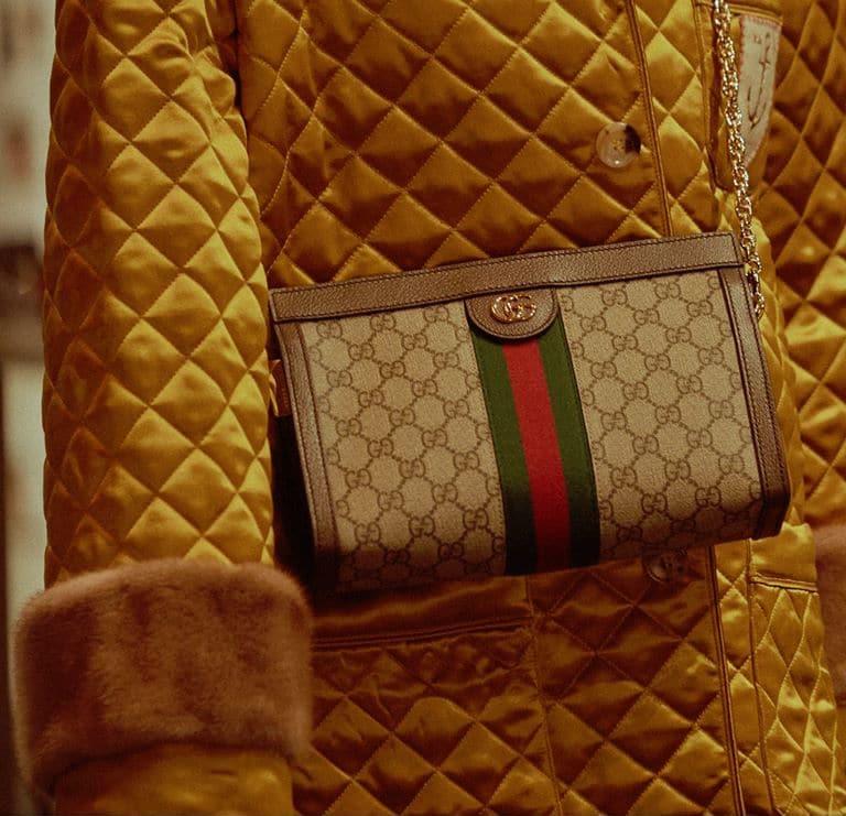 bca6d17d017 Gucci GG Supreme Crossbody Bag - Cruise 2018