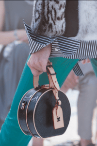 Louis Vuitton Black Epi Mini Hat Box Bag - Cruise 2018