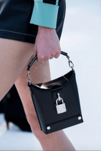 Louis Vuitton Black Epi Mini Hobo Bag - Cruise 2018