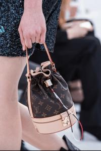 Louis Vuitton Monogram Canvas Mini Bucket Bag - Cruise 2018