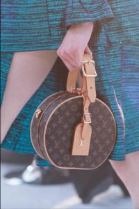 Louis Vuitton Monogram Canvas Mini Hat Box Bag - Cruise 2018