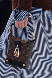 Louis Vuitton Monogram Canvas and Monogram Reverse Mini Hobo Bag- Cruise 2018