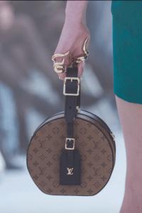 Louis Vuitton Monogram Reverse Mini Hat Box Bag 2 - Cruise 2018