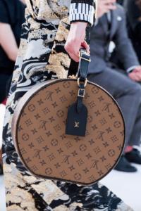 Louis Vuitton Monogram Reverse Small Hat Box Bag - Cruise 2018