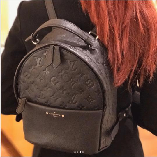 Louis Vuitton Monogram Empreinte Sorbonne Backpack Bag Reference