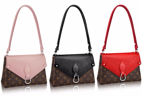 louis vuitton saint michel bag reference guide