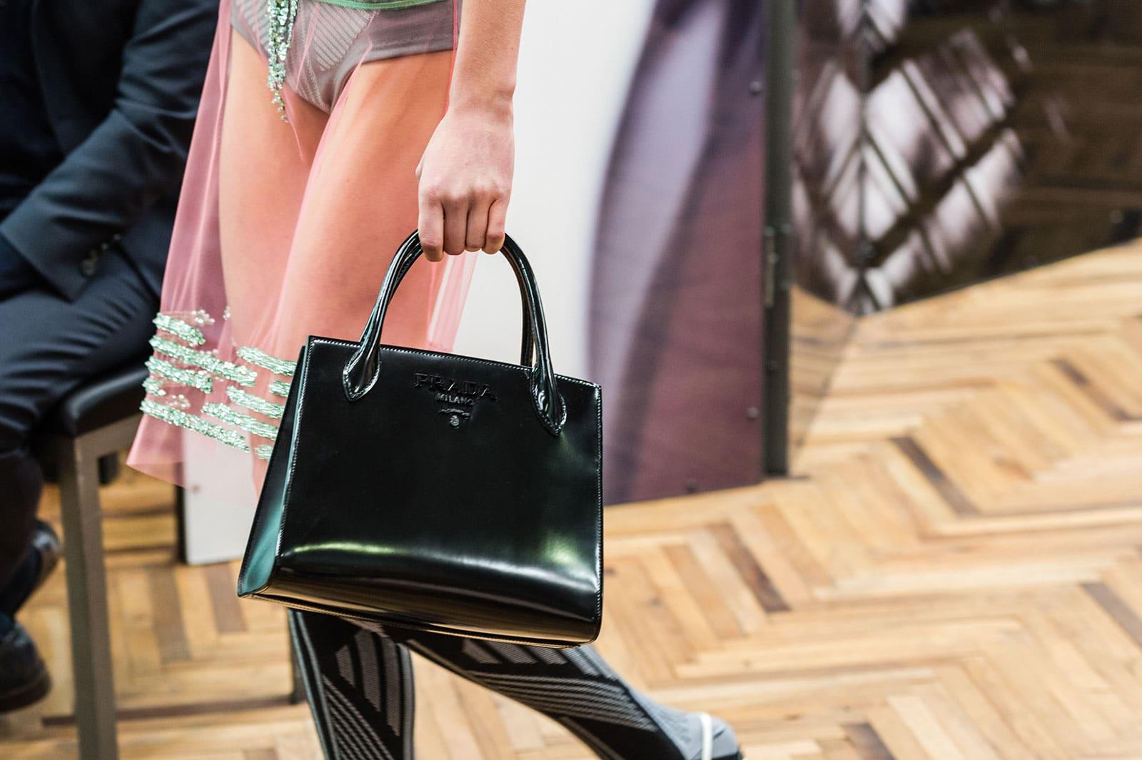 Prada Resort 2018 Runway Bag Collection – Spotted Fashion