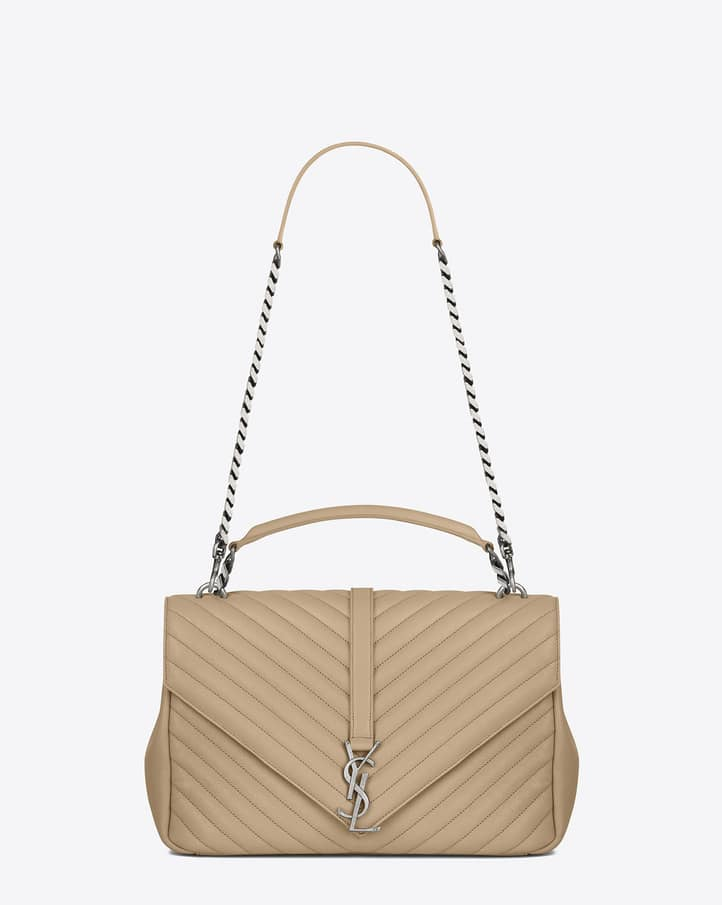 Saint Laurent Pre-Fall 2017 Bag Collection – Spotted Fashion 13b94c1bd8baf