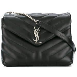 Saint Laurent Small Loulou Shoulder Bag 1
