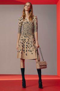 Bottega Veneta Light Brown Intrecciato with Embroideries Olimpia Bag - Resort 2018