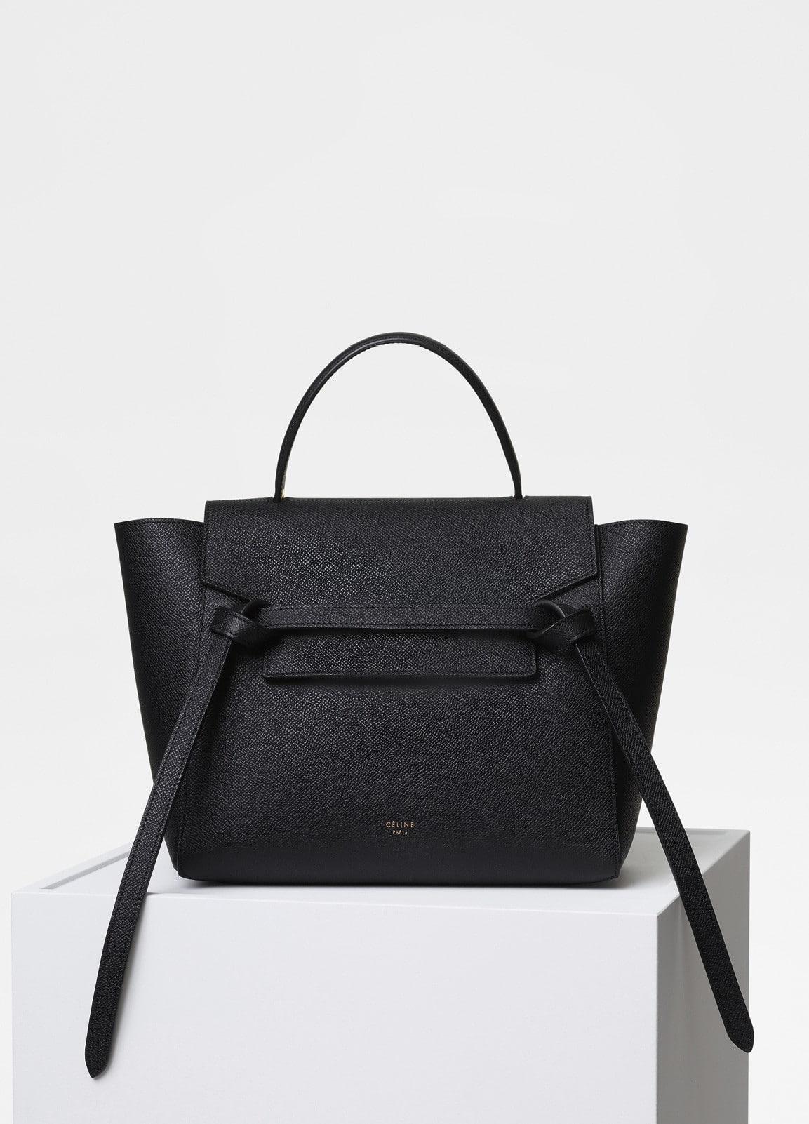 dd78a3b29 Céline Small Box Bag Calfskin Black | The Art of Mike Mignola
