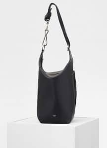 Celine Black Large Mariner Bag