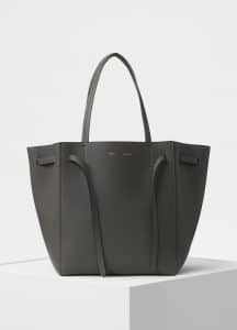 Celine Stone Small Cabas Phantom Bag