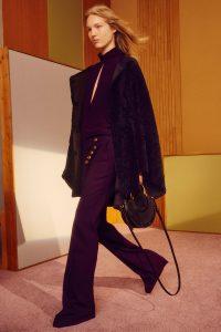 Chloe Black Suede Pixie Handle Bag - Resort 2018
