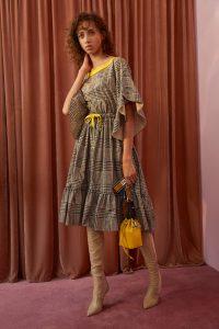 Fendi Yellow Mon Trésor Mini Bucket Bag - Resort 2018