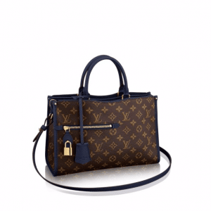 Louis Vuitton Marine Monogram Canvas Popincourt PM Bag