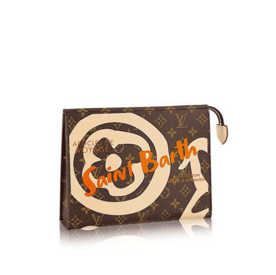 Louis Vuitton Limited Edition Tahitienne Cities Collection