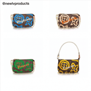 Louis Vuitton Monogram Canvas Tahitienne Mini Pochette Bags