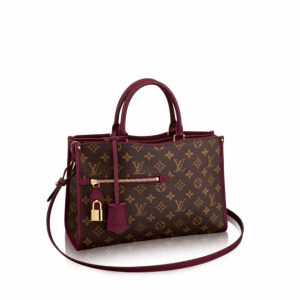 Louis Vuitton Raisin Monogram Canvas Popincourt PM Bag