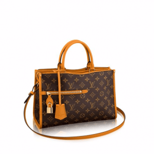 Louis Vuitton Safran Imperial Monogram Canvas Popincourt MM Bag