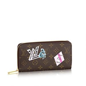 Louis Vuitton Zippy Wallet My World Tour Bag 1