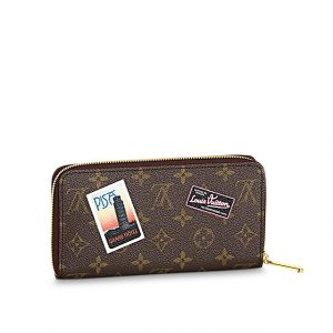 Louis Vuitton Zippy Wallet My World Tour Bag 2